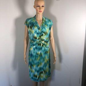 Kenneth Cole Sleeveless Dress.